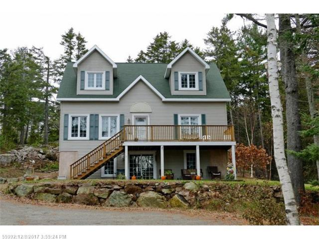 19 & 21 Three Rod Rd, Southwest Harbor, ME 04679 (MLS #1334365) :: Acadia Realty Group
