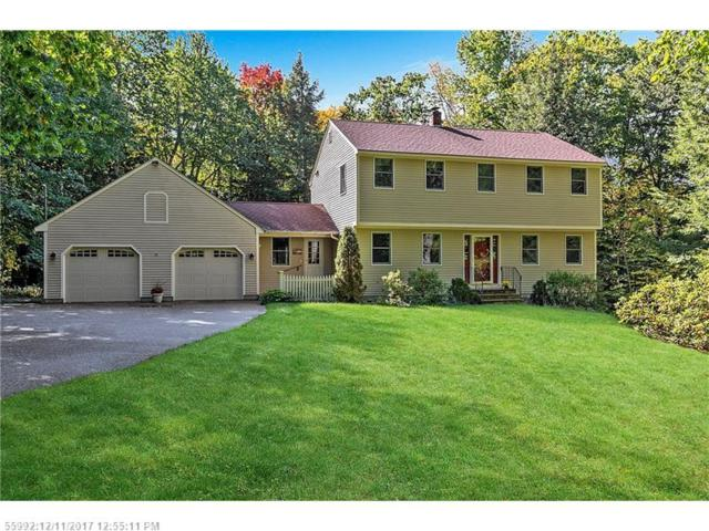 16 Pleasant Valley Rd, Cumberland, ME 04021 (MLS #1334432) :: The Freeman Group