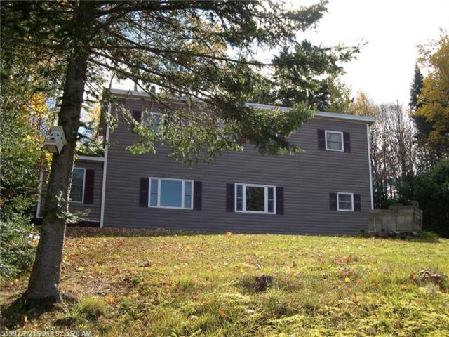 Lot 5 Alca Flats Rd, Parkertown Twp, ME 04970 (MLS #1339003) :: DuBois Realty Group