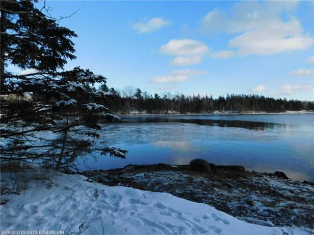 Lot #1 Hardy Point Road, Pembroke, ME 04666 (MLS #1339025) :: Acadia Realty Group