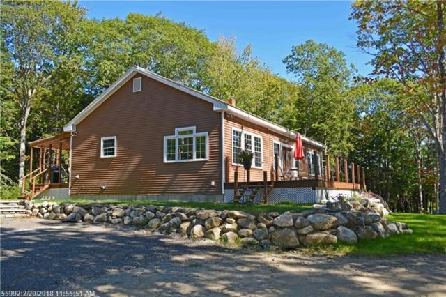 215 West Branch Road, Mariaville, ME 04605 (MLS #1339028) :: Acadia Realty Group