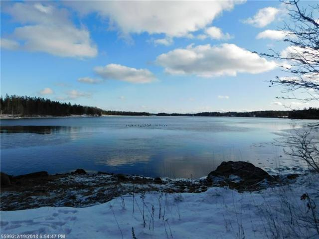 Lot #3 Hardy Point Road, Pembroke, ME 04666 (MLS #1339039) :: Acadia Realty Group