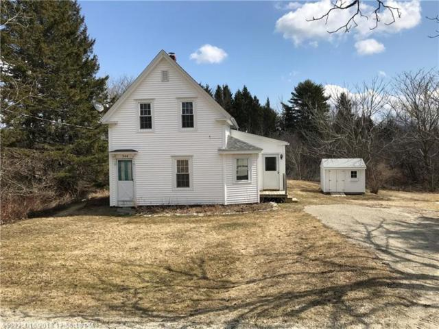 344 Falls Bridge Rd, Blue Hill, ME 04614 (MLS #1343367) :: Acadia Realty Group