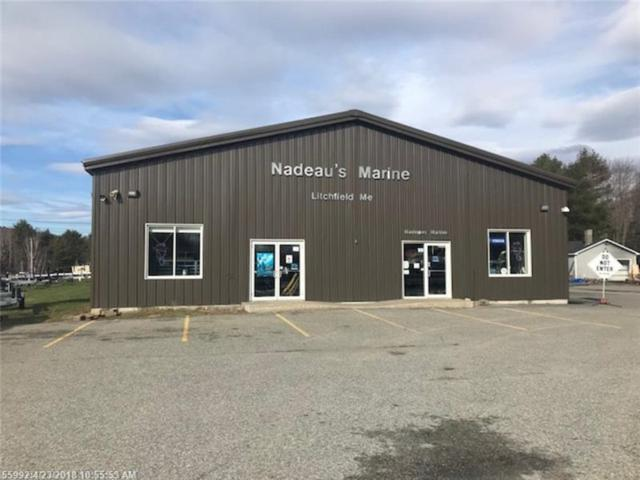 1145 Lewiston Rd, Litchfield, ME 04350 (MLS #1346212) :: DuBois Realty Group