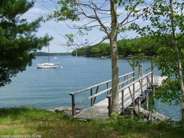22 Thod's Rd, Boothbay, ME 04537 (MLS #1348652) :: DuBois Realty Group
