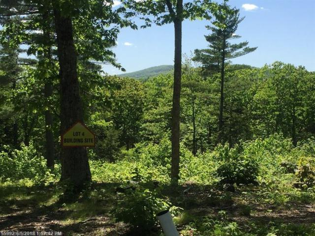 Lot #4 Pinnacle Dr, Rockport, ME 04856 (MLS #1353002) :: DuBois Realty Group