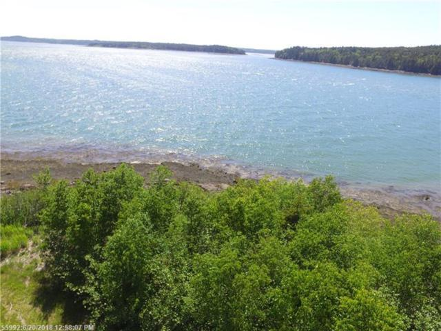 0000 S Chambers Point Rd, Roque Bluffs, ME 04654 (MLS #1353216) :: DuBois Realty Group