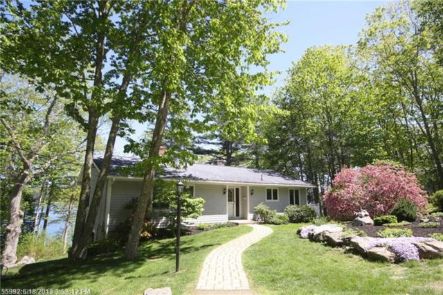 16 Sea Mist Dr, Boothbay, ME 04537 (MLS #1356662) :: DuBois Realty Group