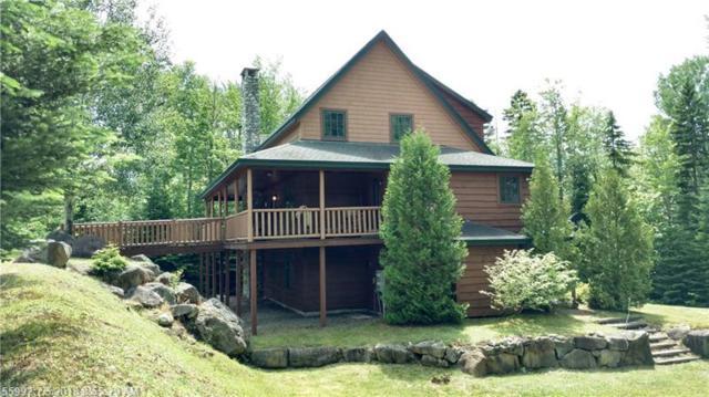 3004 Spruce Dr, Carrabassett Valley, ME 04947 (MLS #1359532) :: Herg Group Maine