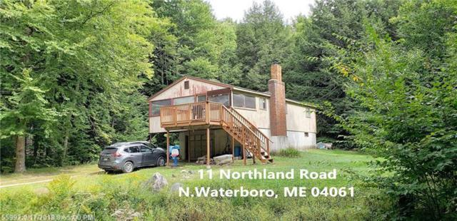 11 Northland Rd, Waterboro, ME 04061 (MLS #1369554) :: DuBois Realty Group