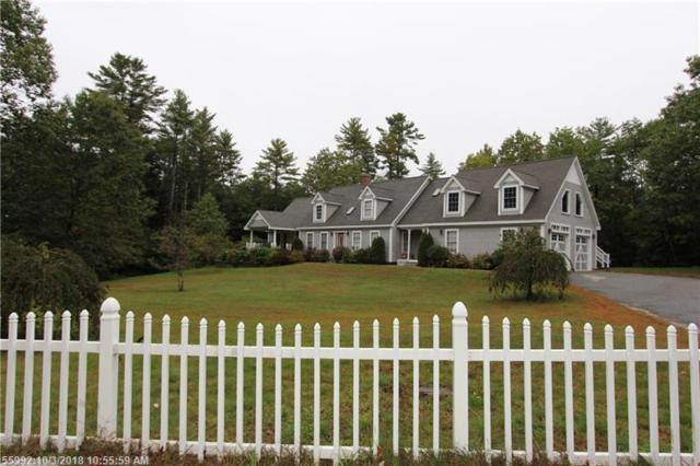 780 Newell Brook Rd, Durham, ME 04222 (MLS #1372362) :: DuBois Realty Group