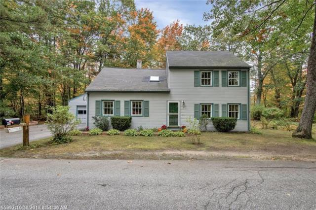19 George Rd, Cumberland, ME 04021 (MLS #1373825) :: Herg Group Maine