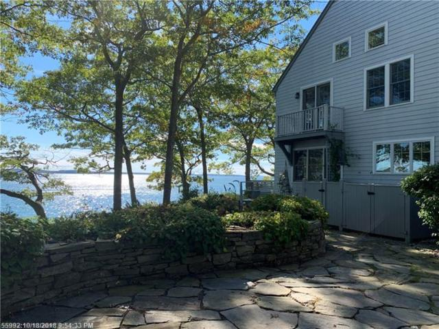 160 Spruce Point Rd, Yarmouth, ME 04096 (MLS #1374277) :: DuBois Realty Group