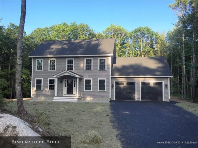 Lot 16 Samantha Drive, Arundel, ME 04046 (MLS #1402450) :: Your Real Estate Team at Keller Williams