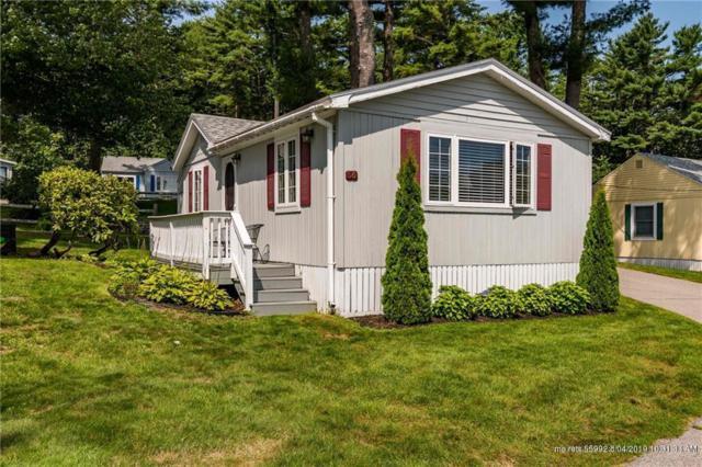 50 Eastwind Lane #50, Ogunquit, ME 03907 (MLS #1405733) :: Your Real Estate Team at Keller Williams