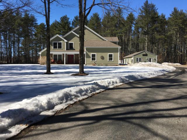 164 Goodwins Mills Road, Lyman, ME 04002 (MLS #1407879) :: Your Real Estate Team at Keller Williams