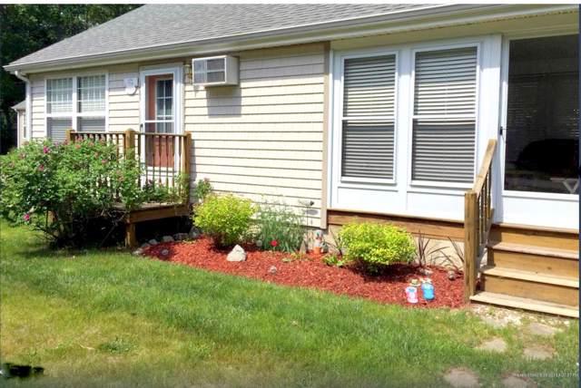 412 Post Road #164, Wells, ME 04090 (MLS #1408140) :: Your Real Estate Team at Keller Williams