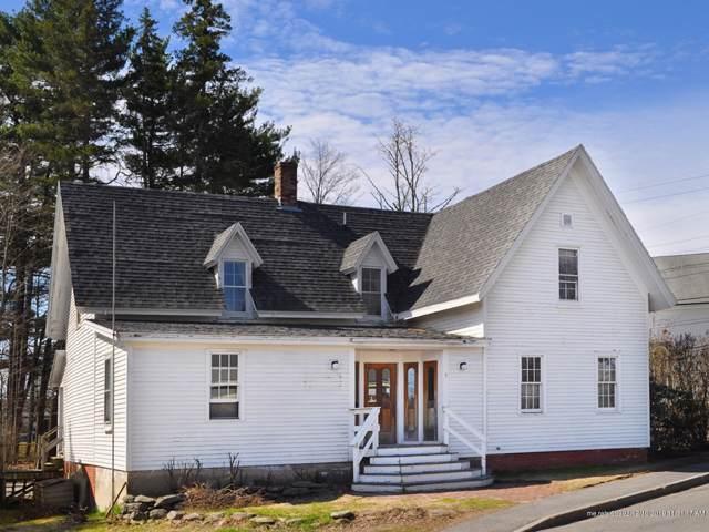 7 Church Street, Damariscotta, ME 04543 (MLS #1412557) :: Your Real Estate Team at Keller Williams
