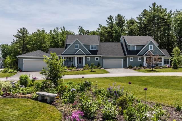 10 Scarlet Sage Lane #67, Brunswick, ME 04011 (MLS #1416080) :: Your Real Estate Team at Keller Williams