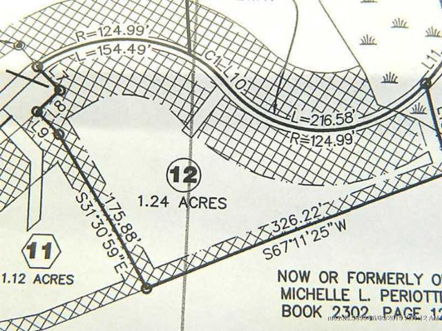 Lot 12 Moose Ridge Road, Dallas Plt, ME 04970 (MLS #1418001) :: Your Real Estate Team at Keller Williams