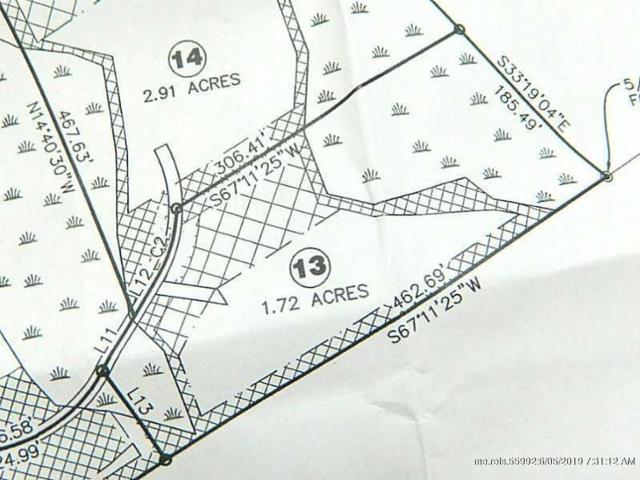 Lot 13 Moose Ridge Road, Dallas Plt, ME 04970 (MLS #1418002) :: Your Real Estate Team at Keller Williams