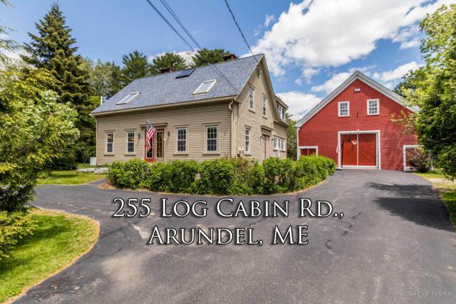 255 Log Cabin Road, Arundel, ME 04046 (MLS #1418448) :: Your Real Estate Team at Keller Williams