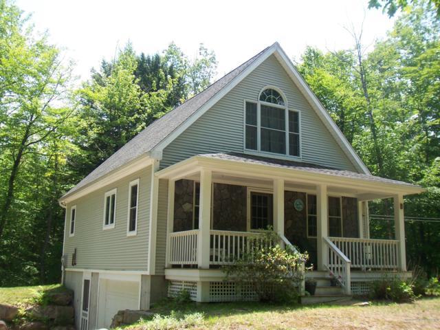 137 Thompson Lake Shores Road, Casco, ME 04015 (MLS #1419392) :: Your Real Estate Team at Keller Williams