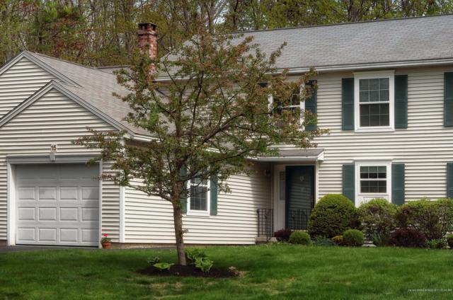 15 Windsor Commons Drive #7, Kennebunk, ME 04043 (MLS #1419770) :: Your Real Estate Team at Keller Williams