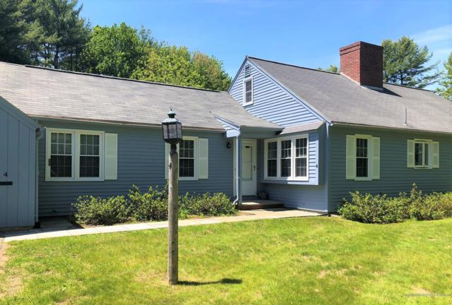 4 Wood Pond Lane #4, Kennebunk, ME 04043 (MLS #1419879) :: Your Real Estate Team at Keller Williams