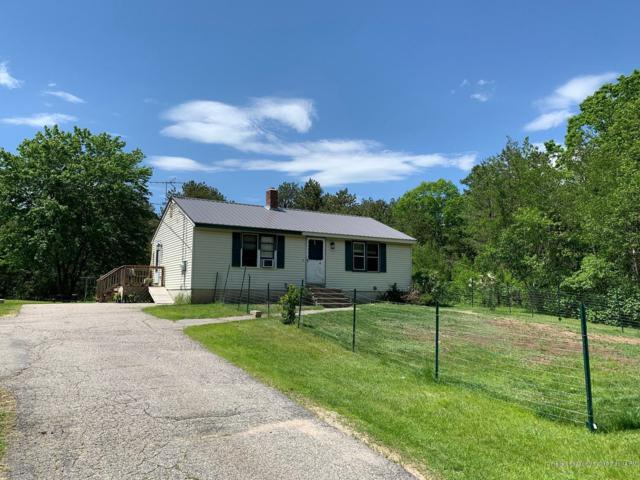 516 Mann Road, Shapleigh, ME 04076 (MLS #1420255) :: Your Real Estate Team at Keller Williams