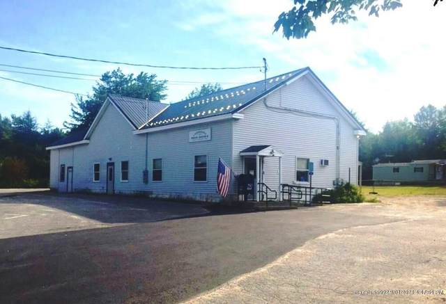 11 W Bay Road, Gouldsboro, ME 04607 (MLS #1429065) :: Linscott Real Estate