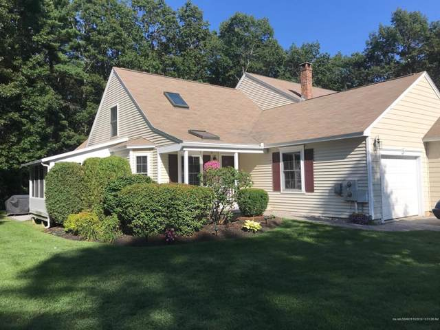 20 Winchester Court #40, Kennebunk, ME 04043 (MLS #1429552) :: Your Real Estate Team at Keller Williams