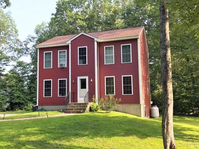 15 Pemberly Drive, Windham, ME 04062 (MLS #1429723) :: Your Real Estate Team at Keller Williams