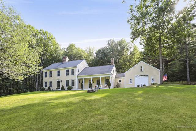 20 Alewive Farms Road, Kennebunk, ME 04043 (MLS #1430111) :: Your Real Estate Team at Keller Williams