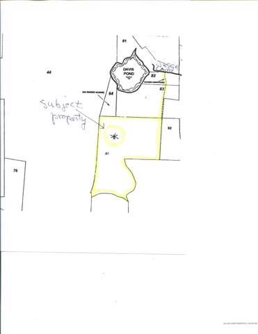 0 Jesse Ladd Road, Vienna, ME 04360 (MLS #1431440) :: Your Real Estate Team at Keller Williams