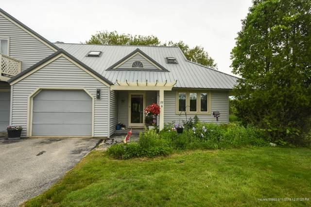 22 Meadowbrook Drive #6, Gorham, ME 04038 (MLS #1432525) :: Your Real Estate Team at Keller Williams