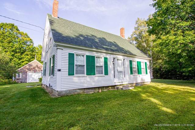 314 Day Mountain Road, Temple, ME 04984 (MLS #1432542) :: Your Real Estate Team at Keller Williams