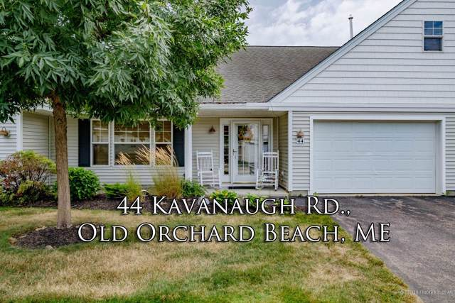 44 Kavanaugh Road #44, Old Orchard Beach, ME 04064 (MLS #1432740) :: Your Real Estate Team at Keller Williams