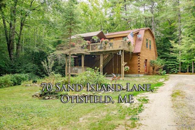 70 Sand Island Lane, Otisfield, ME 04270 (MLS #1432761) :: Your Real Estate Team at Keller Williams