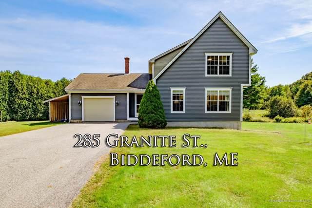 285 Granite Street, Biddeford, ME 04005 (MLS #1432817) :: Your Real Estate Team at Keller Williams