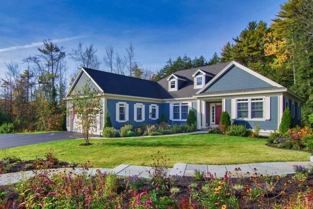 11 Lindenwood Lane #11, Falmouth, ME 04105 (MLS #1432985) :: Your Real Estate Team at Keller Williams