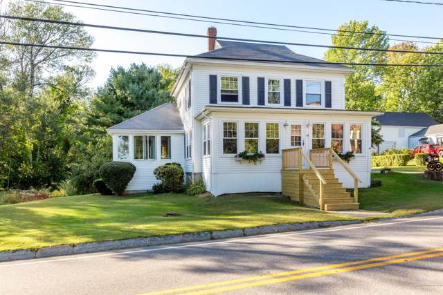 62 Federal Street, Wiscasset, ME 04578 (MLS #1433148) :: Your Real Estate Team at Keller Williams