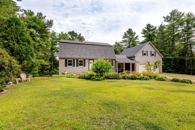 41 Rocky Ridge Drive, Wiscasset, ME 04578 (MLS #1433152) :: Your Real Estate Team at Keller Williams