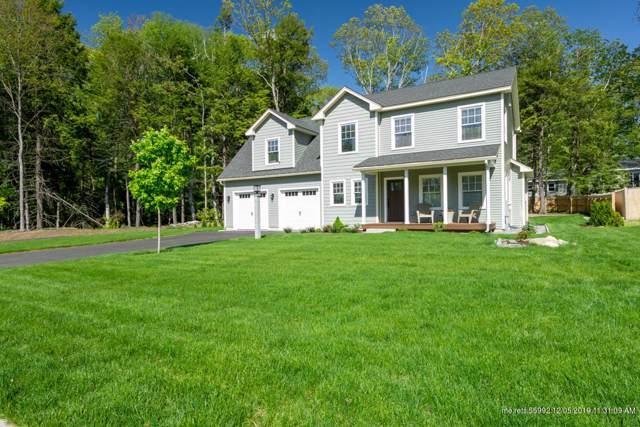 115 Forest Glen Lane, Topsham, ME 04086 (MLS #1436254) :: Your Real Estate Team at Keller Williams