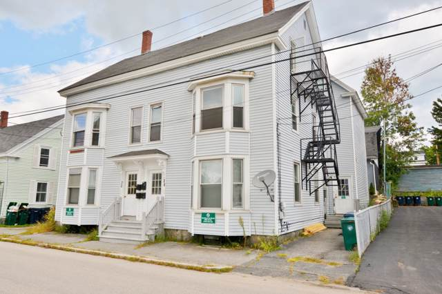 28 Cutts Street, Biddeford, ME 04005 (MLS #1436688) :: Your Real Estate Team at Keller Williams