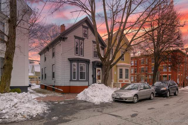311 Spring Street, Portland, ME 04102 (MLS #1440490) :: Your Real Estate Team at Keller Williams