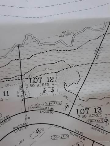 00 Deer View Road, Bethel, ME 04217 (MLS #1442237) :: Your Real Estate Team at Keller Williams