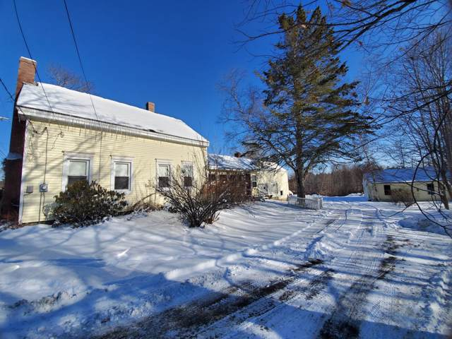 337 Main Road S, Hampden, ME 04444 (MLS #1442718) :: Your Real Estate Team at Keller Williams