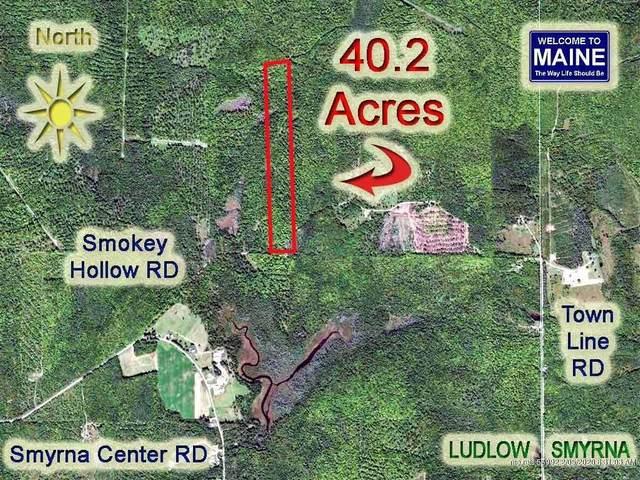 150 Smokey Hollow Road, Merrill, ME 04780 (MLS #1443873) :: Your Real Estate Team at Keller Williams
