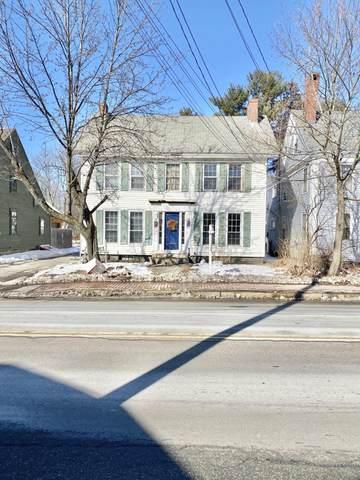 100 Elm Street, Saco, ME 04072 (MLS #1445090) :: Your Real Estate Team at Keller Williams